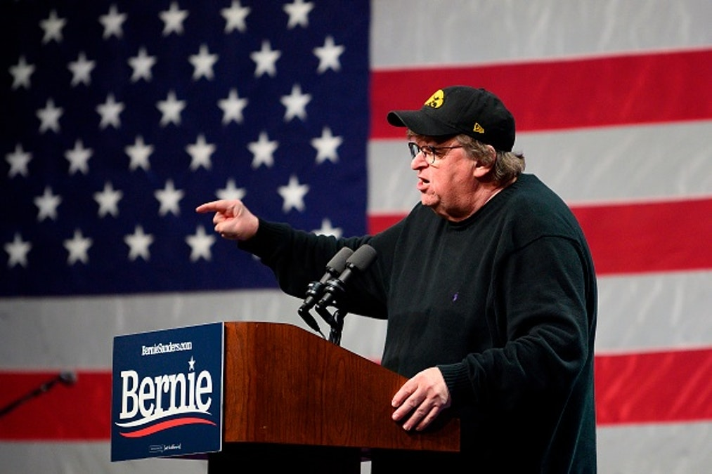 Michael Moore: 'Biden Does Not Generate Necessary Enthusiasm' To Beat Trump