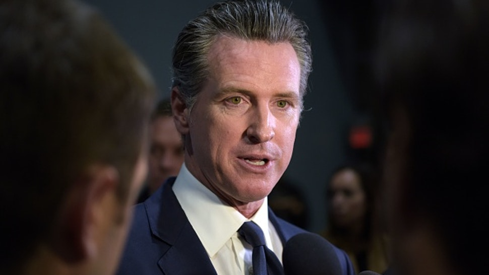 California Releases List Of Outdoor Activities 'Allowed' During Shutdown. They're Ridiculous. Newsom-1.jpg?auto=format&fit=crop&ixlib=react-8.6