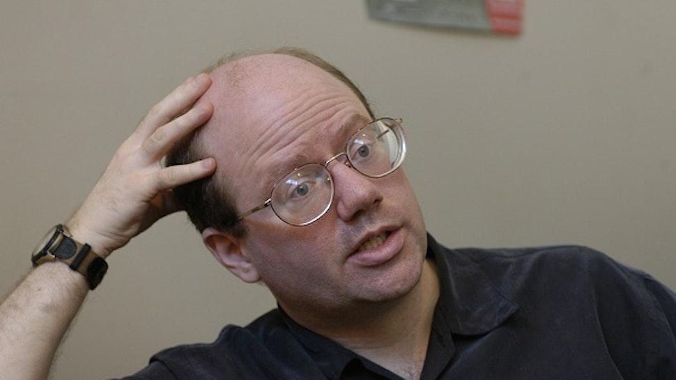 (GERMANY OUT) Larry Sanger, Mitbegründer der Online-Enzyklopaedie Wikipedia, (USA)