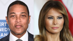 Don Lemon, Melania Trump