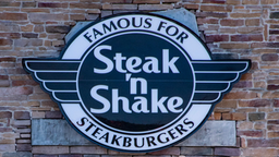 Steak 'n Shake chain restaurant in Middletown, DE, on July 26, 2019.