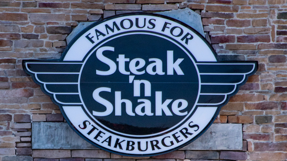 Steak 'n Shake chain restaurant in Middletown, DE, on July 26, 2019.