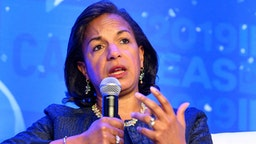 WASHINGTON, DC, UNITED STATES - 2019/05/22: Ambassador Susan Rice, former U.S. National Security Adviser and U.S. Ambassador to the United Nations, speaking at The Center for American Progress CAP 2019 Ideas Conference.