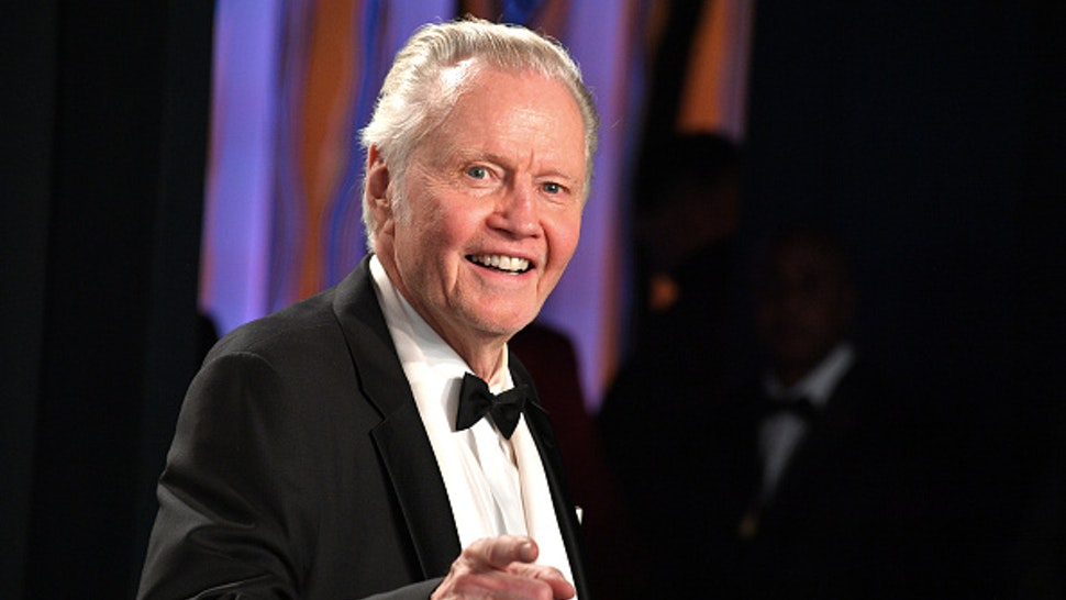 BEVERLY HILLS, CALIFORNIA - FEBRUARY 09: John Voight attends the 2020 Vanity Fair Oscar party hosted by Radhika Jones at Wallis Annenberg Center for the Performing Arts on February 09, 2020 in Beverly Hills, California.
