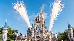 LAKE BUENA VISTA, FL - OCTOBER 01: Walt Disney World Resort marked its 45th anniversary on October 1, 2016 in Lake Buena Vista, Florida. (Photo by