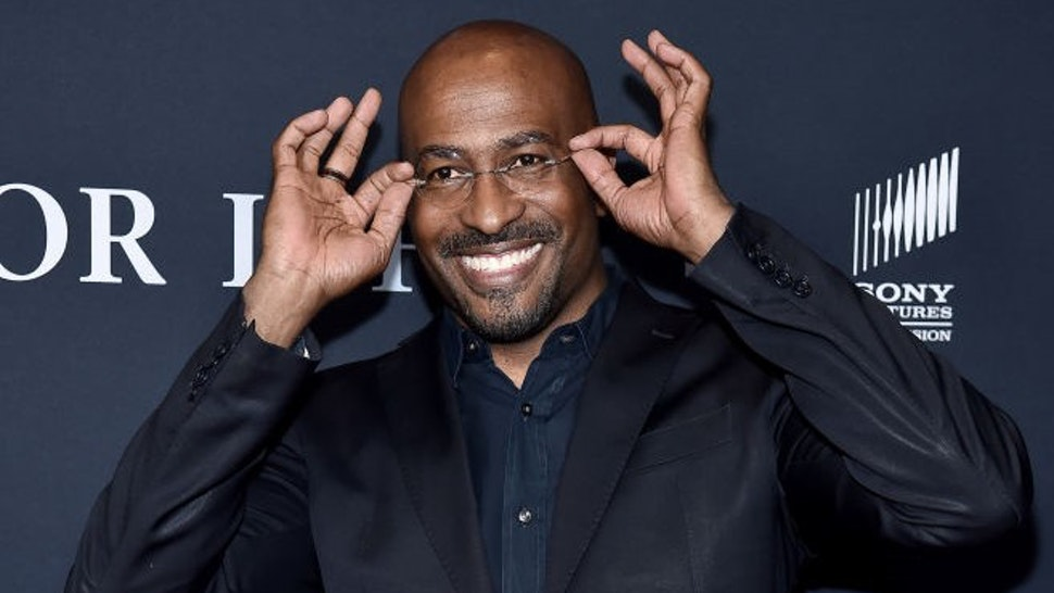 """NEW YORK, NEW YORK - FEBRUARY 05: Van Jones attends the New York Premiere of ABC's """"For Life"""" at Alice Tully Hall, Lincoln Center on February 05, 2020 in New York City. (Photo by"""