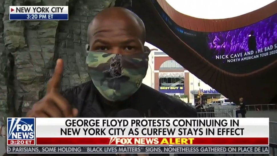 Man On Fox News