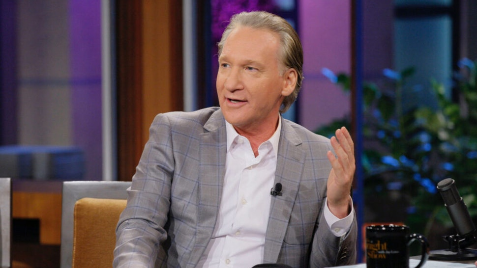 Comedian Bill Maher during an interview on September 3, 2013.