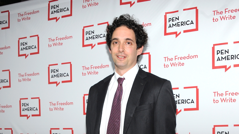 NEW YORK, NY - MAY 16: Alex Berenson attends 2016 PEN America Literary Gala at American Museum of Natural History on May 16, 2016 in New York City.