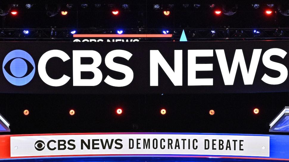 CHARLESTON - FEBRUARY 25: CBS News hosts the 2020 Democratic Debate in Charleston, SC on February 25, 2020.