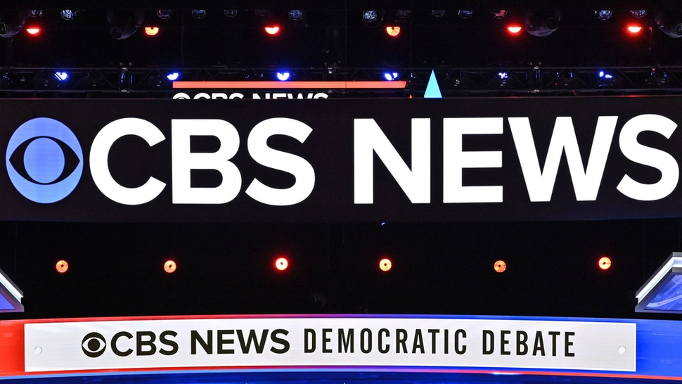 CHARLESTON - FEBRUARY 25: CBS News hosts the 2020 Democratic Debate in Charleston, SC on February 25, 2020.