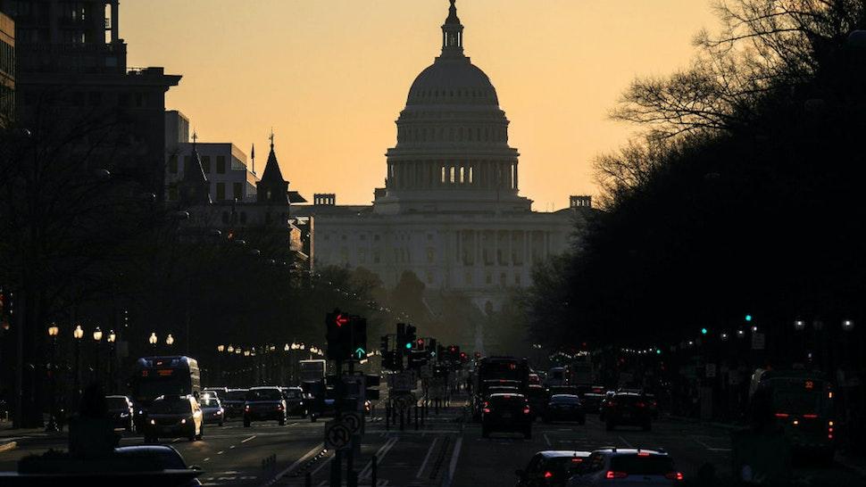 WASHINGTON D.C., UNITED STATES - FEBRUARY 3, 2020: A view of the United States Capitol. Valery Sharifulin/TASS