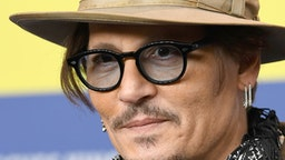 BERLIN, GERMANY - FEBRUARY 21 2020 - Actor Johnny Depp attends the press conference for Minamata during the 70th Berlin International Film Festival at the Grand Hyatt Berlin.- PHOTOGRAPH BY Paul Treadway / Barcroft Studios / Future Publishing