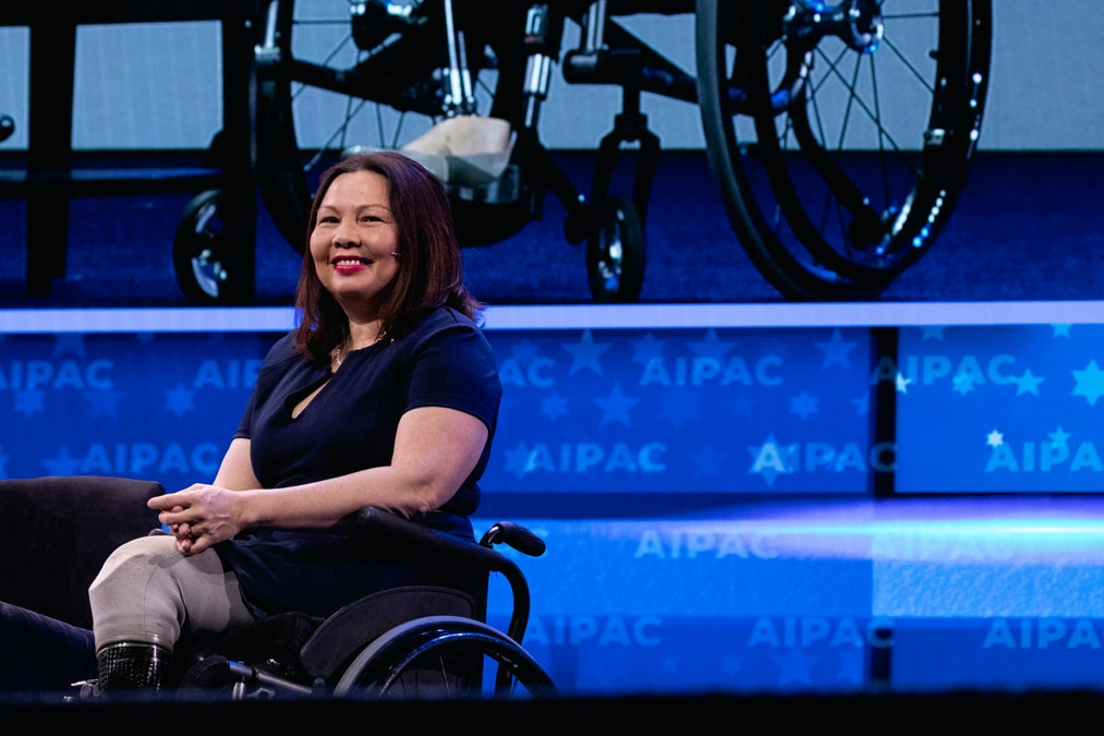 Dems Eye Illinois Senator Tammy Duckworth For Possible Biden VP Slot