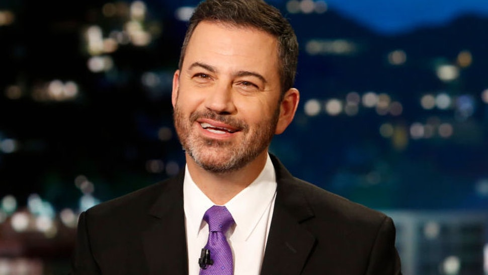 """""""Jimmy Kimmel Live!"""" airs every weeknight at 11:35 p.m. EDT and features a diverse lineup of guests that include celebrities, athletes, musical acts, comedians and human interest subjects, along with comedy bits and a house band."""
