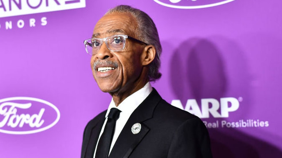 Al Sharpton Contends FBI Probe Into NASCAR 'Noose' Wrong, Wants Further Investigation