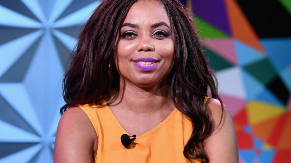 Jemele Hill speaks onstage at the Genius Talks sponsored by AT&T during the 2018 BET Experience at the Los Angeles Convention Center on June 23, 2018 in Los Angeles, California.
