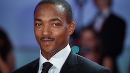 Anthony Mackie at the 76 Venice International Film Festival 2019. Seberg red carpet. Venice (Italy), August 30th, 2019