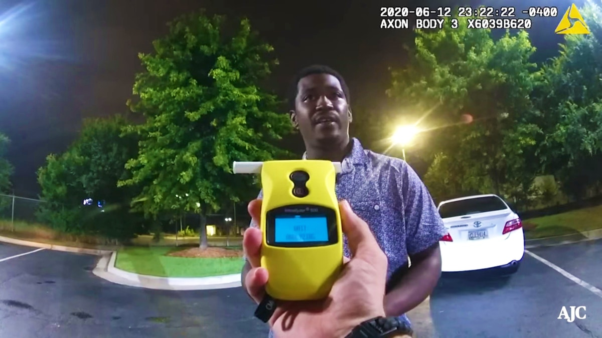 WATCH: Police Body Cam Footage Challenges Narrative On Death Of Rayshard Brooks