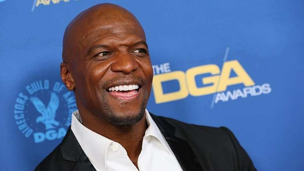 US actor Terry Crews arrives for the 72nd Annual Directors Guild of America Awards at the Ritz Carlton Hotel in Los Angeles on January 25, 2020.