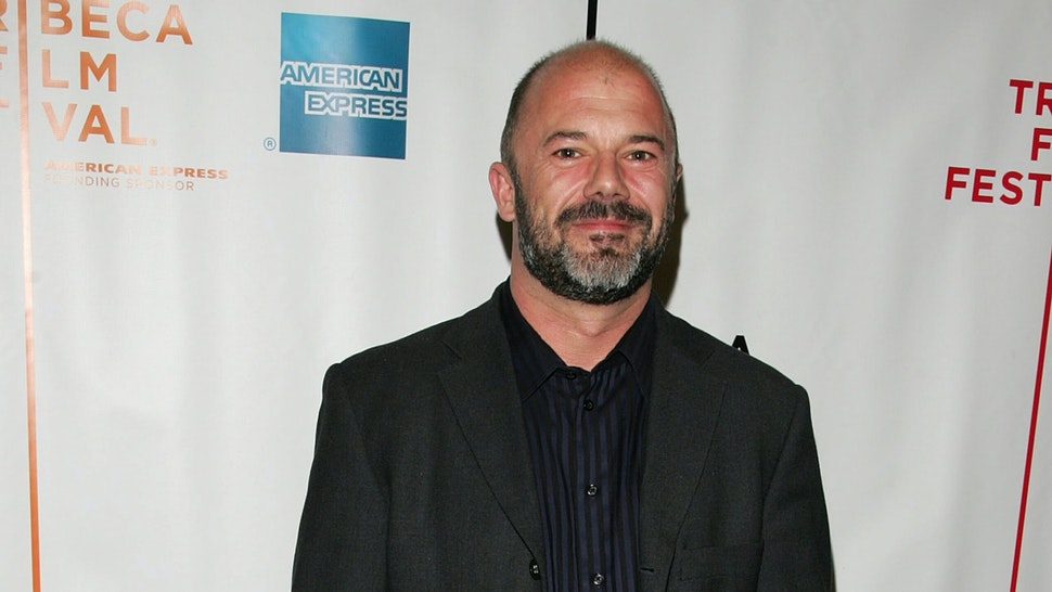 """Conservative gay writer and commentator Andrew Sullivan attends the premiere of """"Saint Of 9/11"""" during the 5th Annual Tribeca Film Festival at Pace University Center of the Arts April 27, 2006 in New York City."""