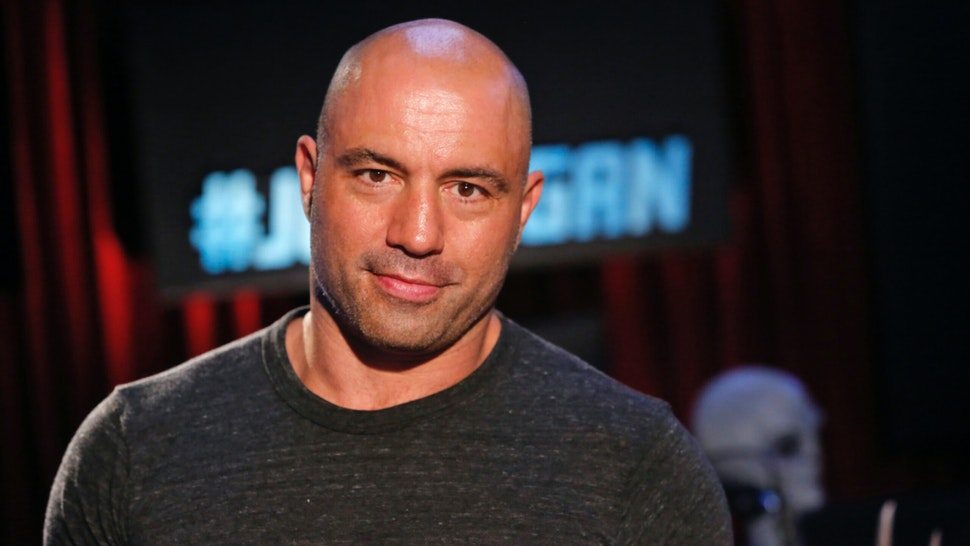 JOE ROGAN QUESTIONS EVERYTHING.