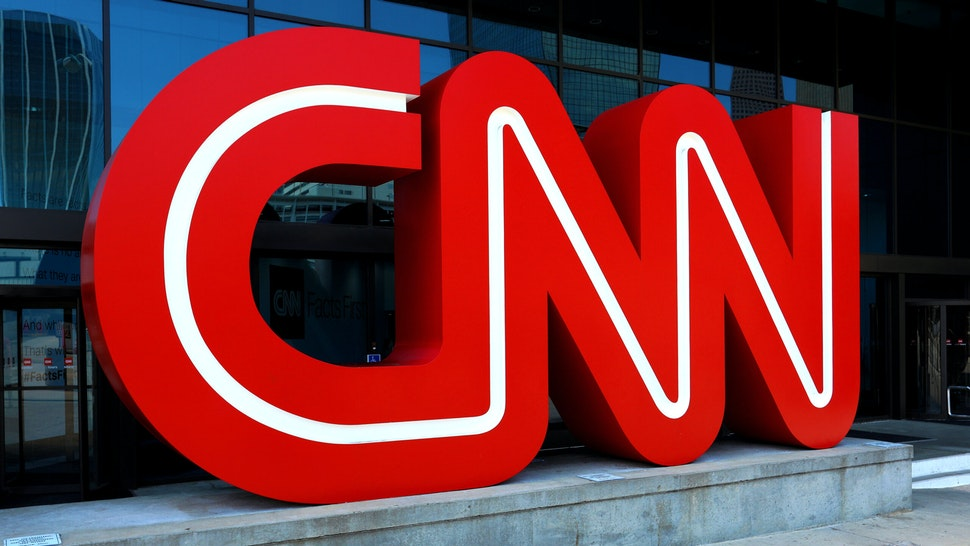 ATLANTA - JULY 28: CNN Center signage in Atlanta, Georgia on July 28, 2019.