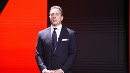 NEW YORK, NEW YORK - MAY 15: Chris Cuomo of CNN's Cuomo Prime Time speaks onstage during the WarnerMedia Upfront 2019 show at The Theater at Madison Square Garden on May 15, 2019 in New York City. 602140 (Photo by Kevin Mazur/Getty Images for WarnerMedia)