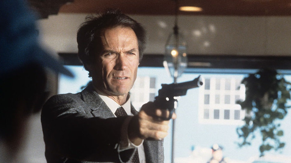 Clint Eastwood in Sudden Impact