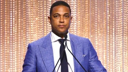 LOS ANGELES, CA - APRIL 30: Don Lemon speaks onstage during The Hollywood Reporter's Empowerment In Entertainment Event 2019 at Milk Studios on April 30, 2019 in Los Angeles, California.