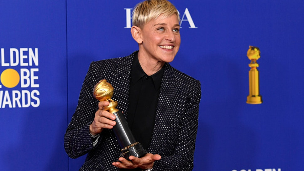 Ellen DeGeneres' Workplace Under Investigation By WarnerMedia