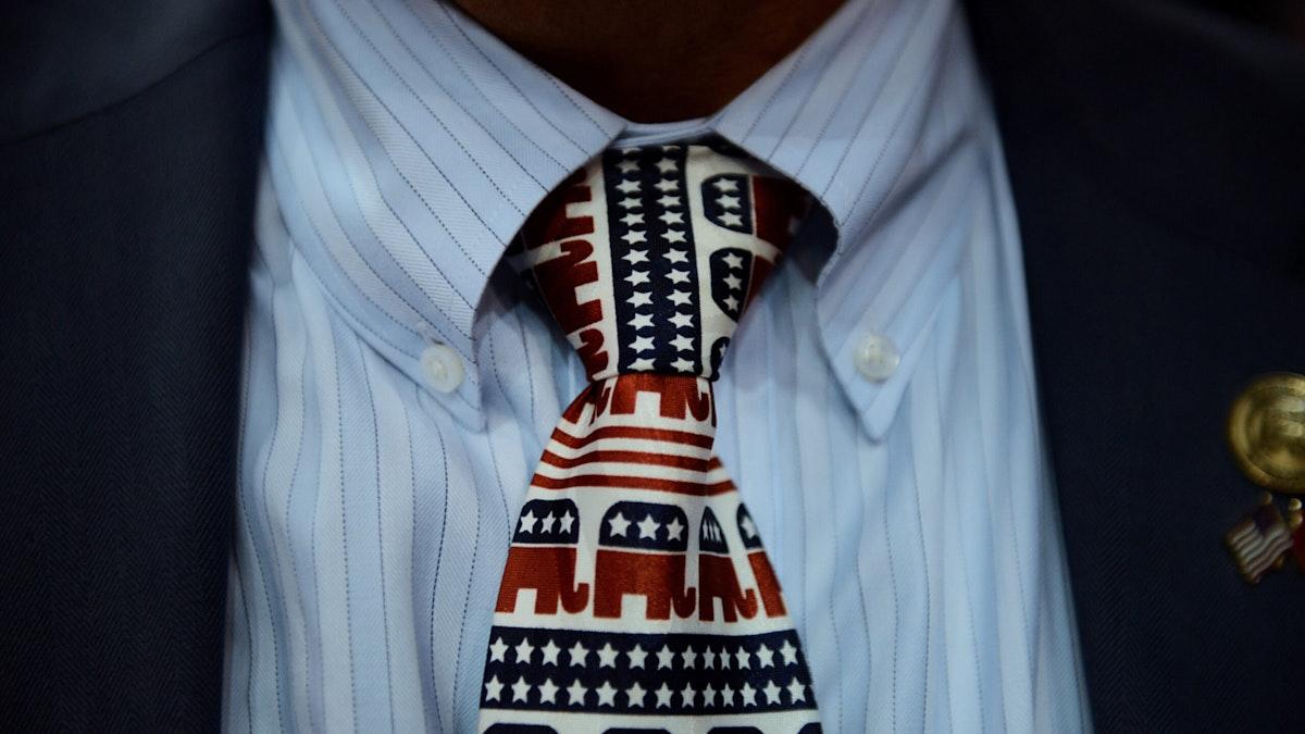 KLAVAN: Republican Men Without Chests
