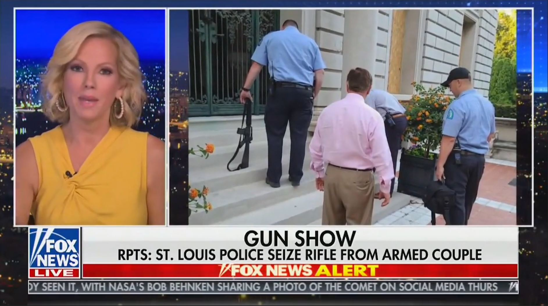 Missouri AG On Warrant Served On St. Louis Couple: Democrat Prosecutor Has History Of 'Politically Motivated Decisions,' Has Not Charged Those Who Attacked Prayerful Protesters
