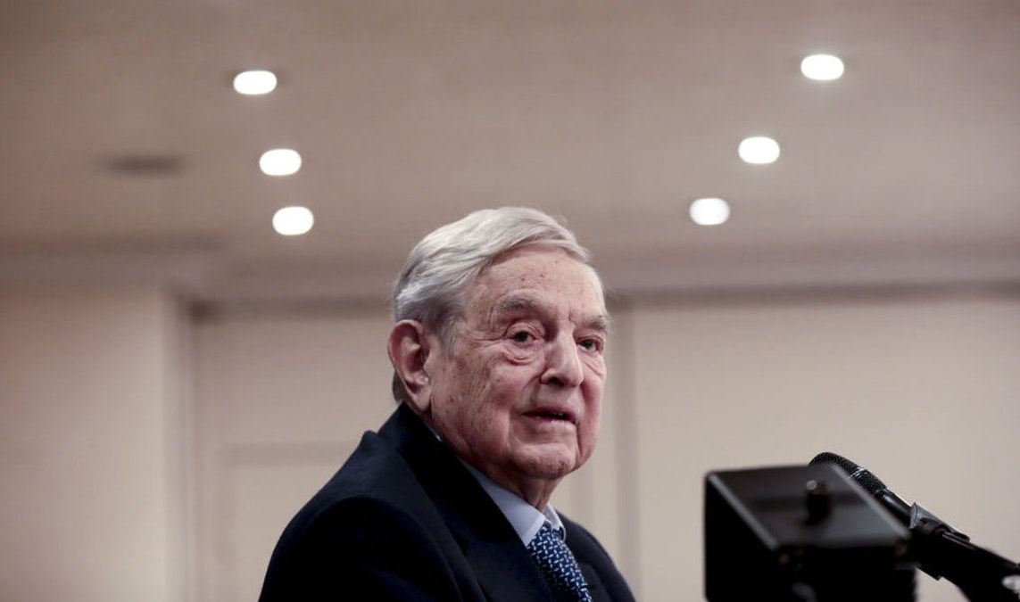 George Soros's Foundation Is Spending $220 Million To 'Dismantle Systemic Racism' In US