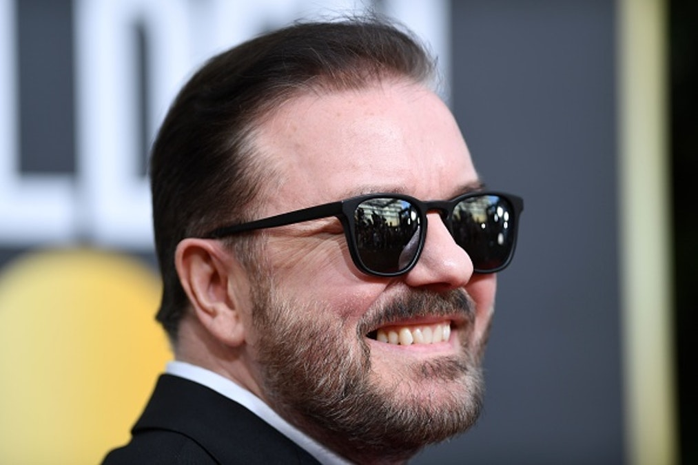Ricky Gervais: 'The Office' Would Be Ruined By 'Outrage Mobs Who Take Things Out Of Context'