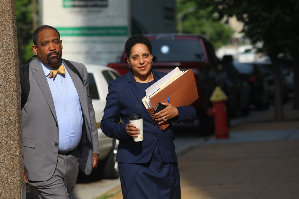 Prosecutor Who Charged McCloskeys Didn't Report Trips As Required By Law, Report Says