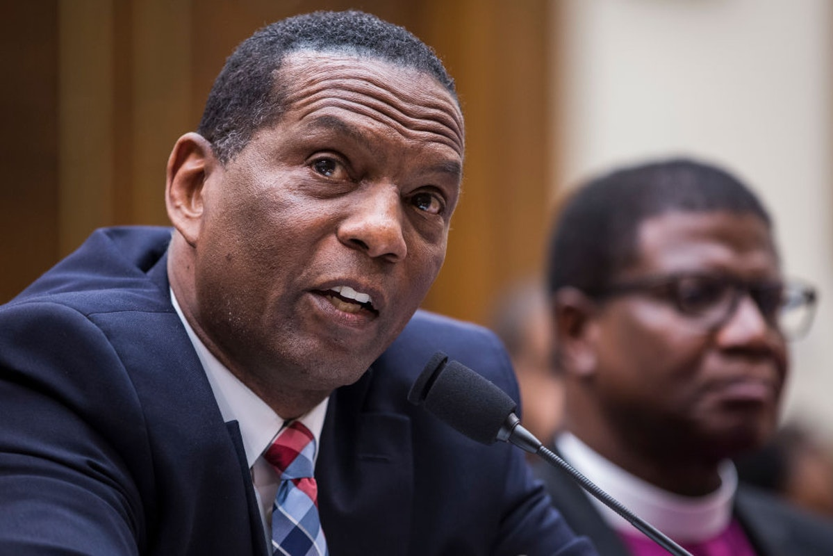 Former NFL Player Burgess Owens Rips League Over 'Black National Anthem' Playing Before NFL Games