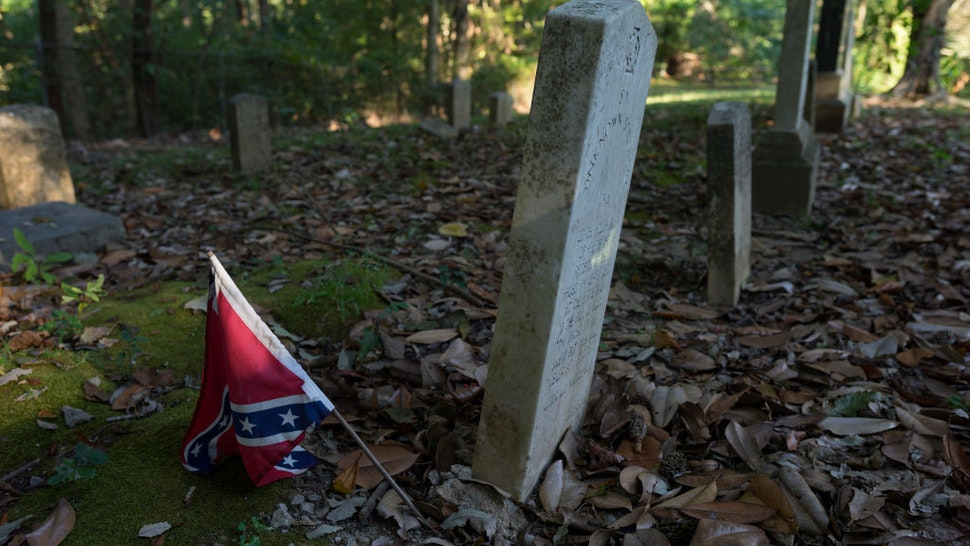 Confederate Cemetery in Helena, Arkansas