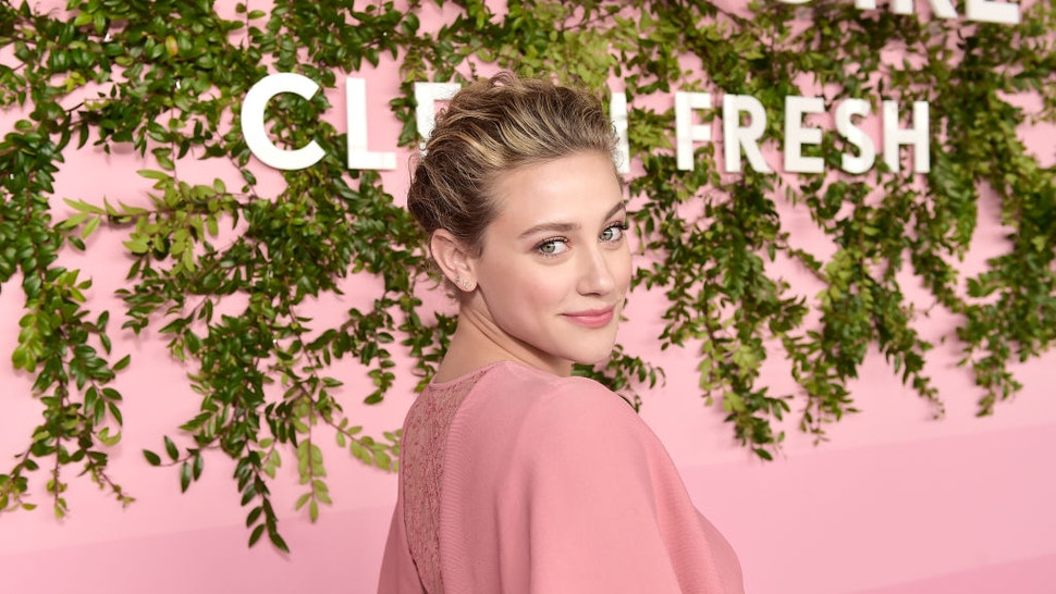 Lili Reinhart attends Covergirl Clean Fresh Launch Party on January 16, 2020 in Los Angeles