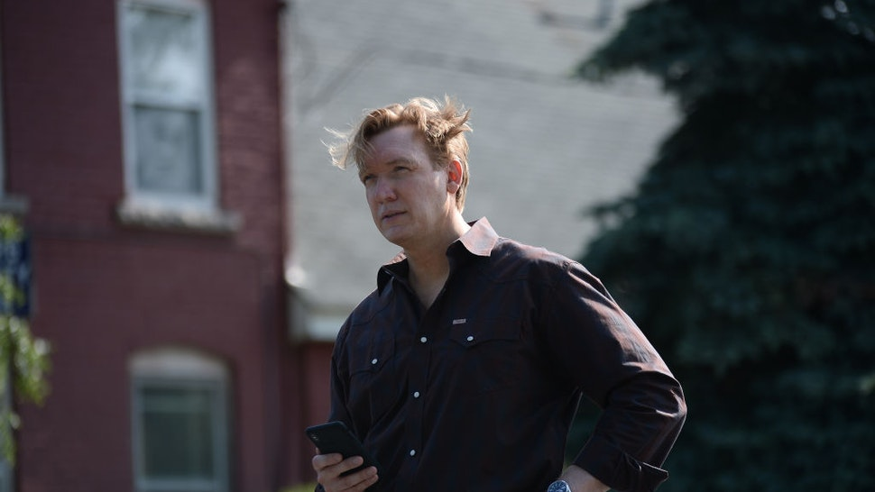 Democratic congressional candidate Nate McMurray