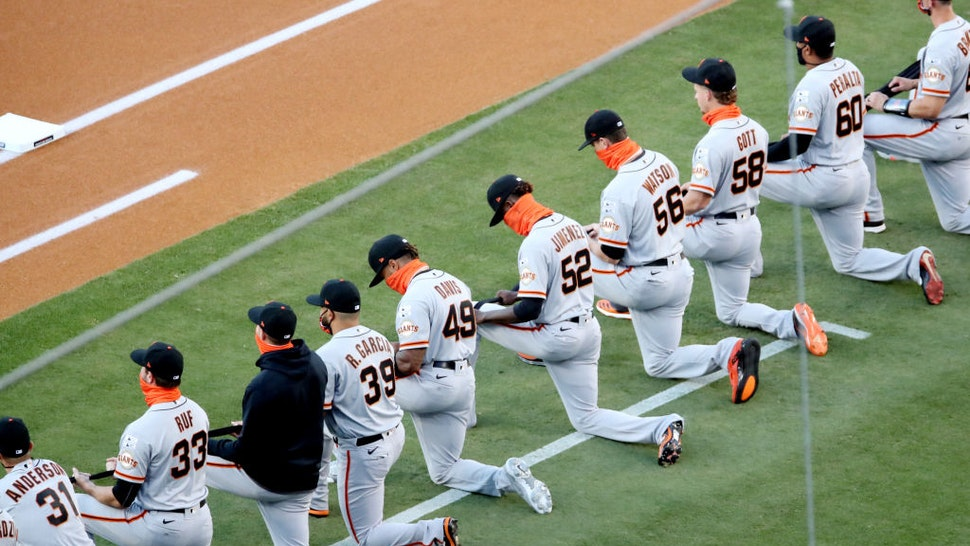 San Francisco Giants v. Los Angeles Dodgers