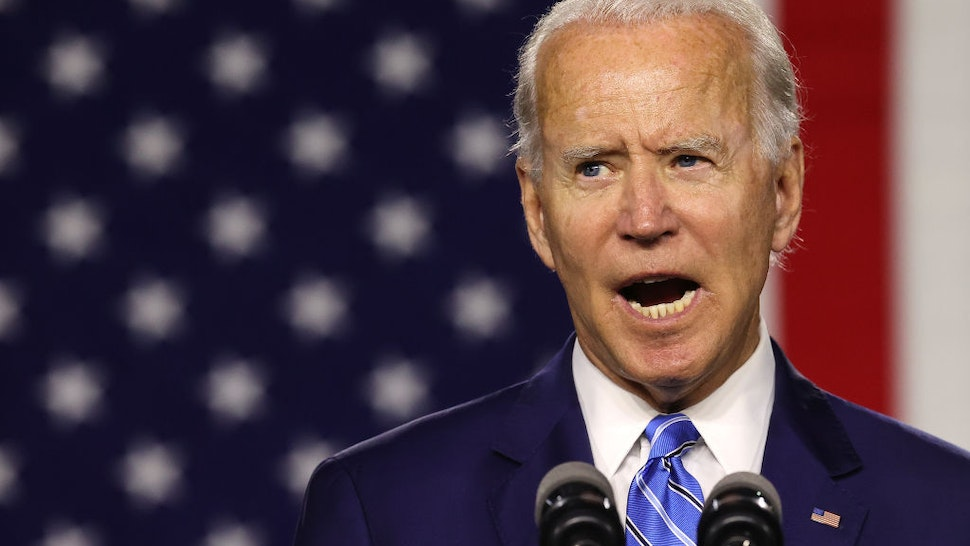 Biden Calls For 'Assault' Gun Ban While Americans Buy In Record Numbers After Riots, 'Defund Police' Push. NRA Trolls Him.