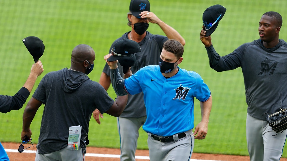 MLB Season In Jeopardy, Emergency Meetings Called After 14 Marlins Players Test Positive For COVID-19