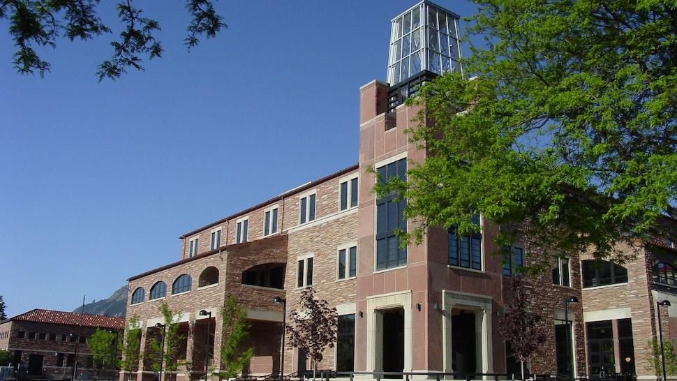 University of Colorado, Boulder.