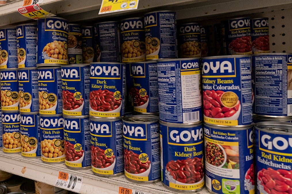 BACKFIRE: Customers Buy Goya Foods After Leftists Pledge Boycott Over CEO's Trump Support
