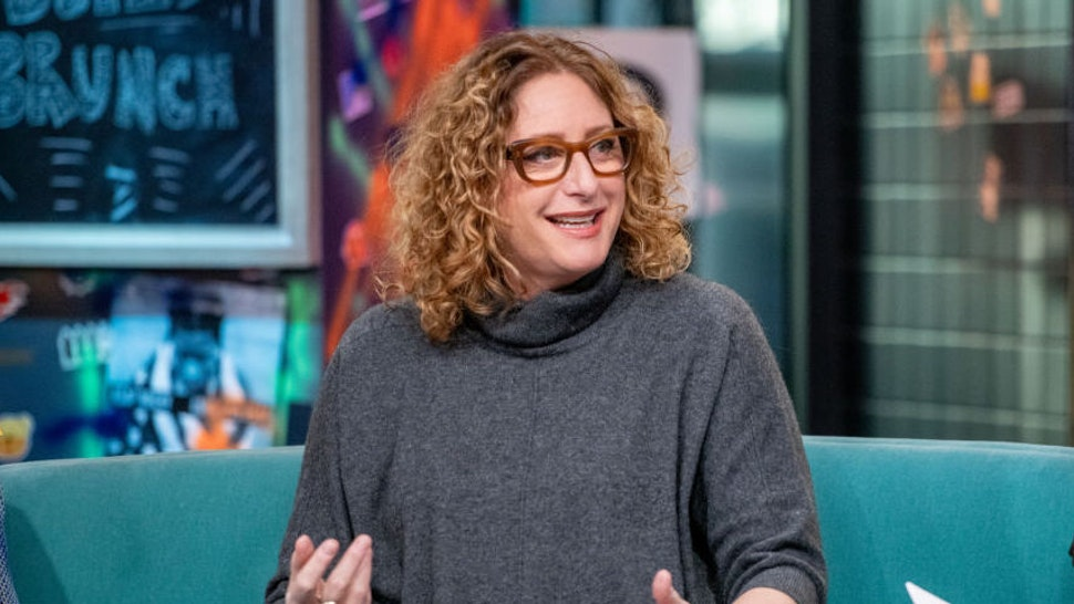 Comedian Judy Gold discusses her podcast and album 'Kill Me Now' with Build Brunch at Build Studio on January 07, 2019 in New York City. (Photo by Roy Rochlin/Getty Images)