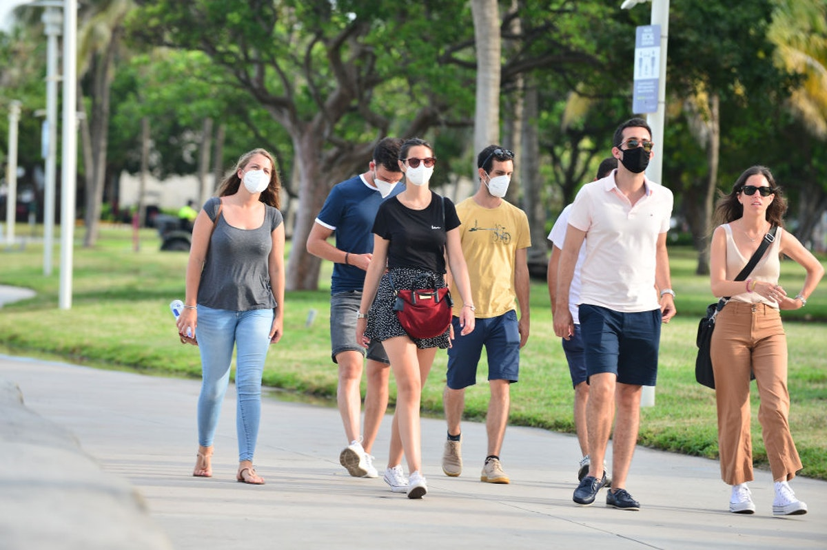 Health Expert: Mask Wearing, Some Social Distancing Will Continue For 'Several Years' | The Daily Wire