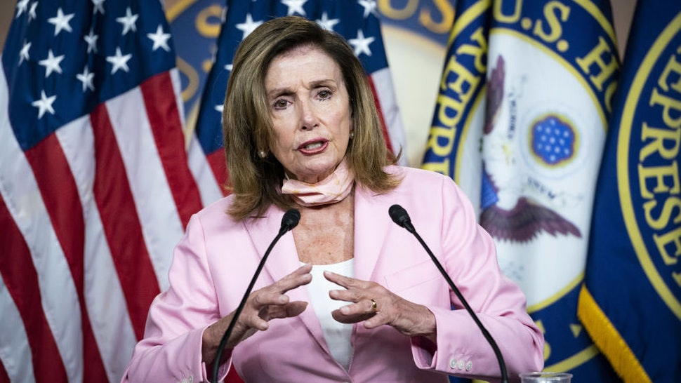 Report: Pelosi Compares Dem Relief Bill, GOP Proposal To Zoo Animals 'Unable To Mate'