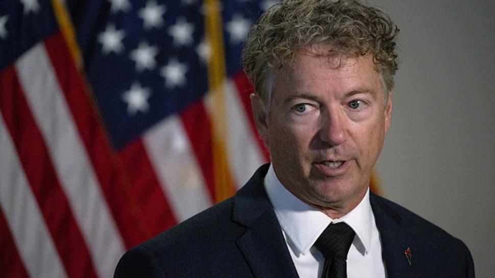 Rand Paul: Lockdowns Were A 'Big Mistake'