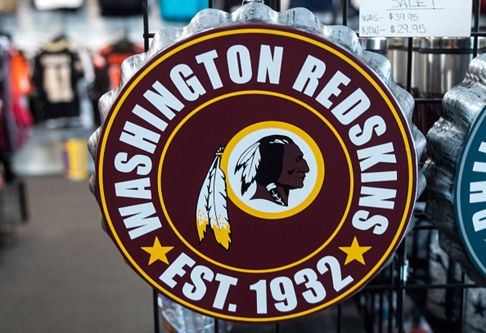 Native American Son Of 'Redskins' Logo Designer Says It's Not Offensive